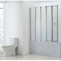 Шторы для ванны BandHours Inox 140
